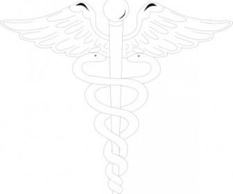Vector Sanitarian Emergency Symbol Vector Clip Art
