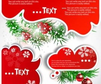 Vector Notes 01 Christmas Vector Graphics
