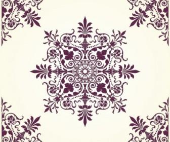 Vector Ornament Variation Flower Vector Art