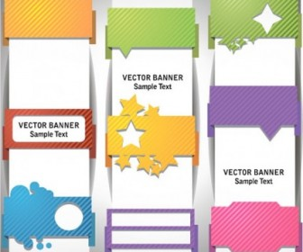 Vector Wrap Angle Banner01vector Vector Banner
