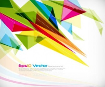 Vector Dynamic Pattern 03 Background Vector Art