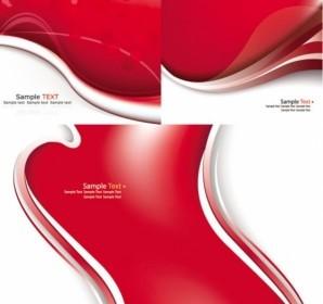 Vector Red Background Vector Art