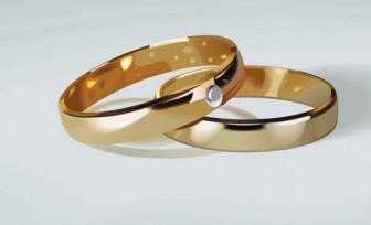 Vector Wedding Ring 1 Vector Clip Art