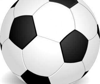 Vector Flomar Football Soccer Vector Clip Art