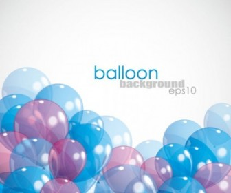 Vector Balloons 02 Vector Art