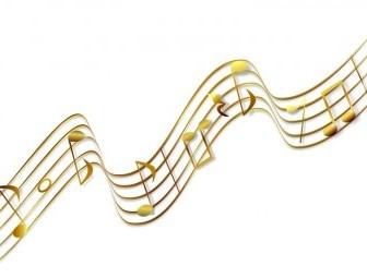Vector Flying Score Remix Vector Clip Art
