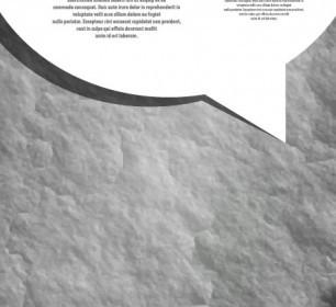 Vector Black Texture Cover 01 Vector Art
