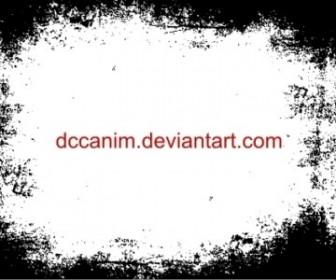 Vector Dccanim_grunge3 Vector Art