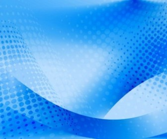 Vector Blue Background Art Abstract Vector Graphics