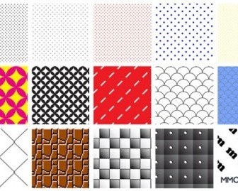 Swatch Patterns Free Vector Art