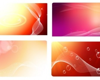 Lighting Effects Background Vector Graphic