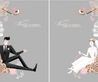 Wedding Draft Background Free Vector