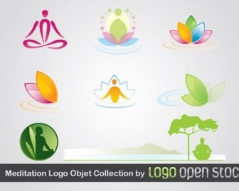 Mediation Logo Collection Free Vector Art