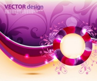 Vector Dynamic Pattern 06 Background Vector Art