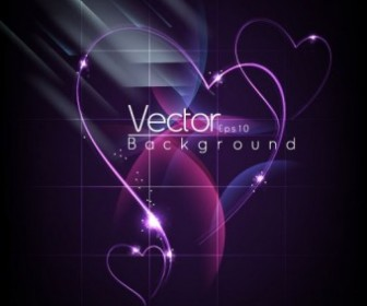 Vector Fashion Halo Dynamic 04 Background Vector Art