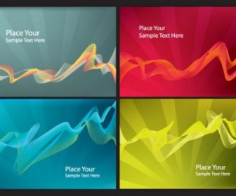 Vector Dynamic Lines Background Vector Art