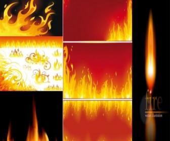 Flame Vectors