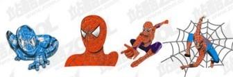 Vector Spider Man
