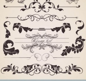 Classic Lace Vector Pattern