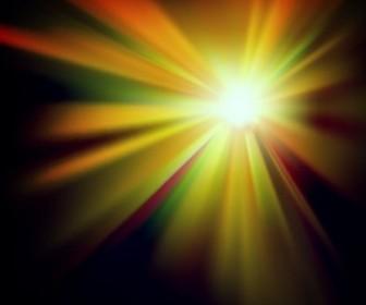 Light Effect Background Vector