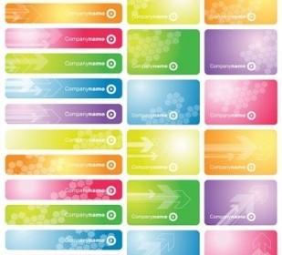 Dream Card Design Vector Background