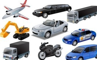 Vector Transport Icons Icon Vector Graphics