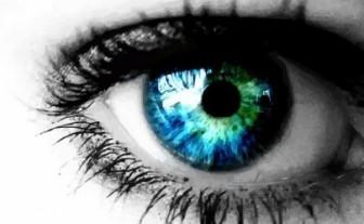 Realistic Eye Vector
