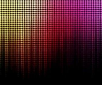 Brilliant Neon Vector Background