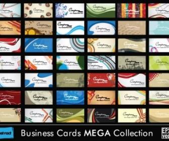 Vector Card Template 1 Vector Art
