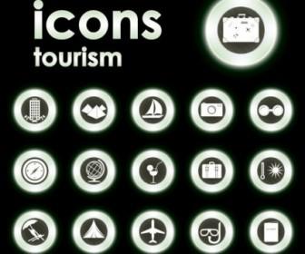 Vector Trend Circular 04 Icon Vector Graphics