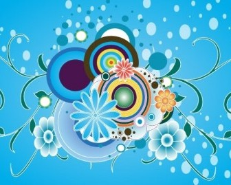 Vector COLORFUL BACKGROUND VECTOR GRAPHIC Background Vector Art