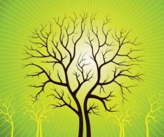 Vector Trees Vector Art