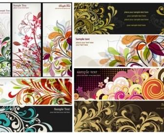 Vector Fashion Pattern Vector Art