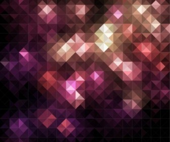 Vector Mosaic Background Graphic Abstract Vector Graphics