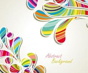Vector Fashion Pattern 04 Background Vector Art