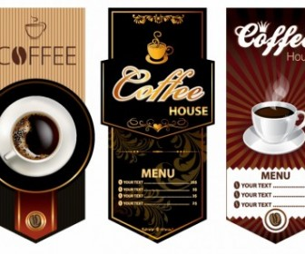 Vector Coffee Design Templates Vector Art