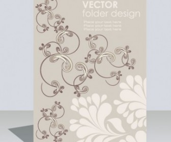 Vector The Classic Pattern 08 Background Vector Art