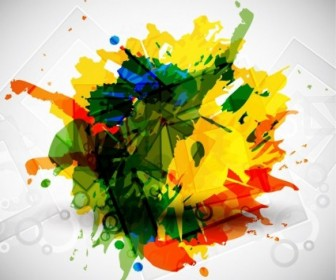 Vector Colorful Vector Art
