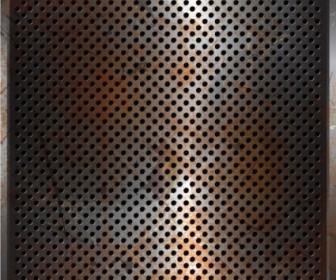 Vector Metal Texture 04 Background Vector Art