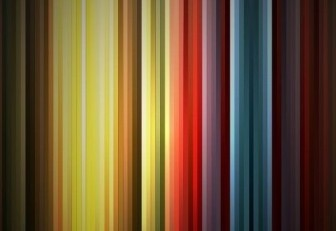Vector Rainbow Colors On Black Background Graphic Abstract Vector Graphics
