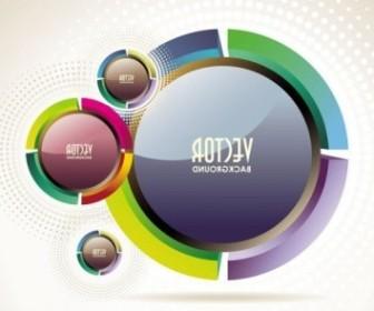 Vector Background Object 02 Abstract Vector Graphics
