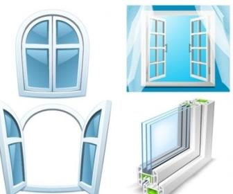 Vector Window Vector Art