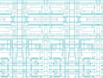 Vector Circuit Vector Art