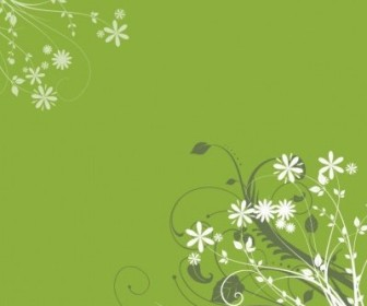 Vector Background Floral Vector Art