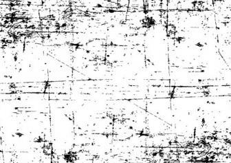 Vector Monochrome Grunge Texture Background Vector Art