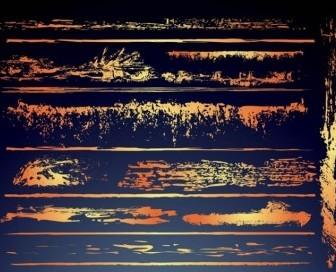 Vector Grunge Effects Vector Art