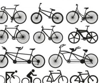 Vector Bicycle Vector Art
