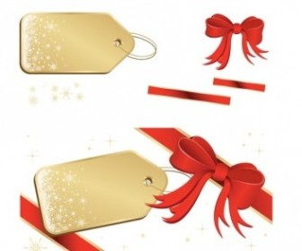 Vector Holiday Tags Icon Vector Graphics