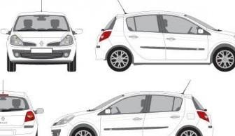 Vector Cars Car Vector Art
