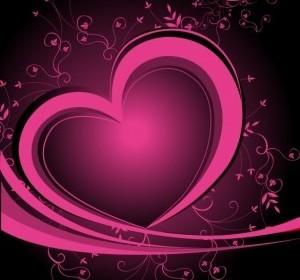 Vector Love Heart Vector Art